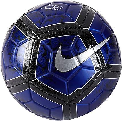 Nike Cristiano Ronaldo 7 Prestige Balón, Unisex, Azul (Deep Royal ...