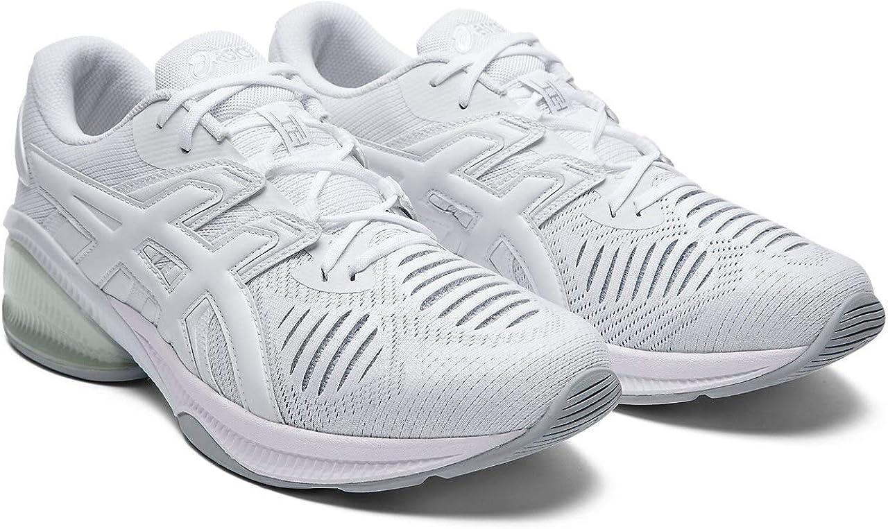 ASICS Gel-Quantum Infinity JIN, Zapatillas de Running para Hombre, Blanco, 49 EU: Amazon.es: Zapatos y complementos