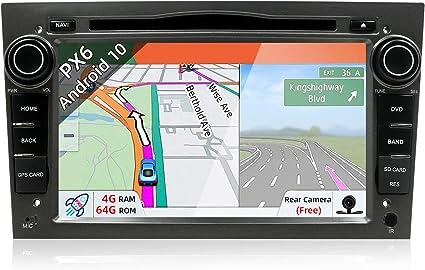 Joyx Android 9 0 Autoradio Passt Für Opel Vauxhall Elektronik