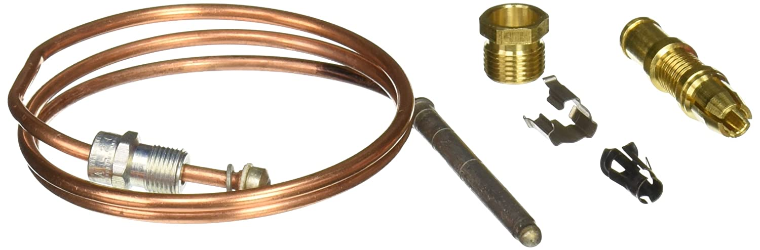 24 24 Standard Plumbing Supply Robertshaw 1980-024 Replacement Thermocouple Snap Fit