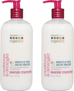product image for Baby Conditioner, Lavender Chamomile, 16 Oz, 2 Pk