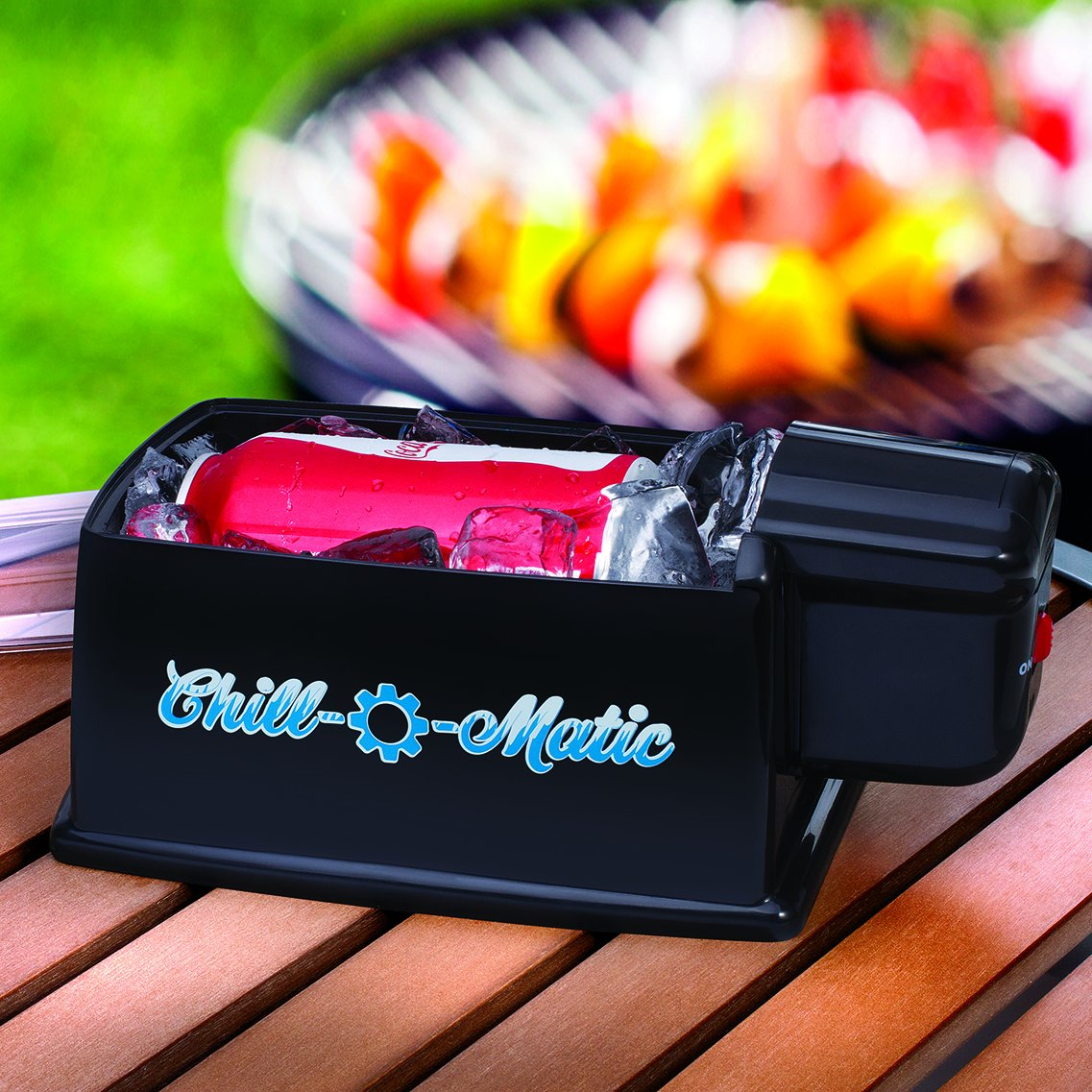 Chill-O-Matic Automatic Beverage Chiller. beer chiller, can chiller, drink chiller by Chill-O-Matic (Image #2)