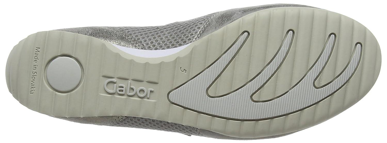 Gabor Damen Beige Comfort Sneakers, grau Beige Damen (Taupe 93) ad970d