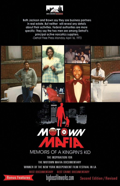 Read Online Motown Mafia: The Memoirs Of A Kingpins Kid PDF
