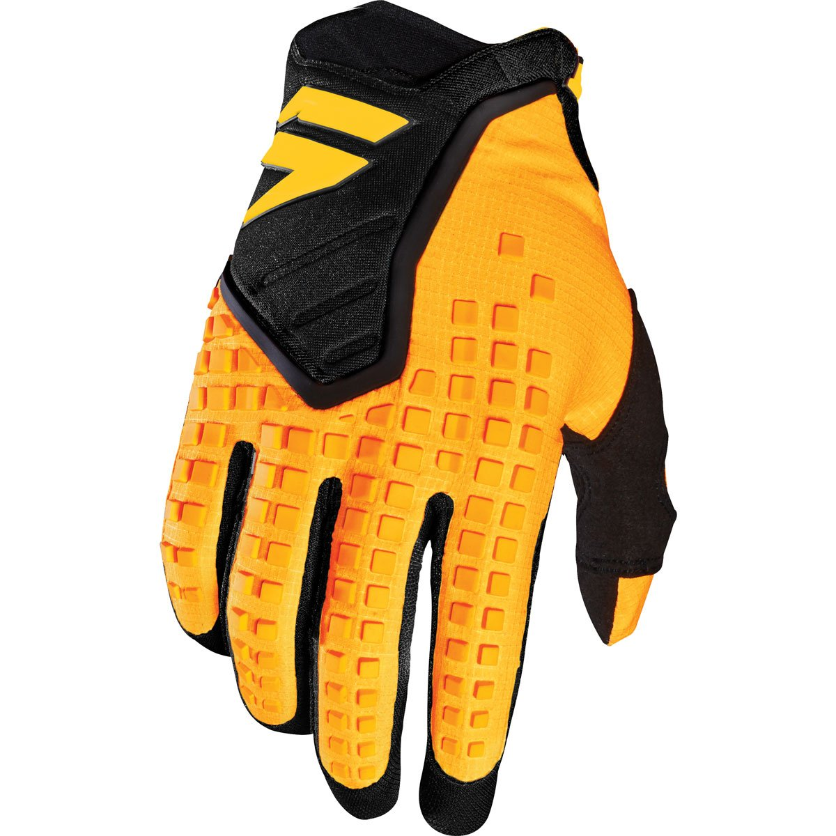 2018 Shift Black Label Pro Gloves-Yellow-L