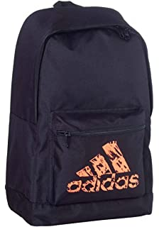 f1c2374860 adidas Sports Bag Rucksack 30 x 45 x 17 cm SCHWARZ NEON ORANGE SOLAR FLASH  Original