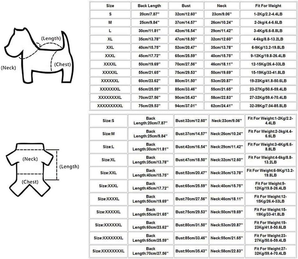 Hundemantel Regenmantel Hund Wasserdicht mit Leine Loch Bauch Sch/ützen Welpe Haustier Weste Warm Hunderegenmantel Wasserdicht Kleine Hunde