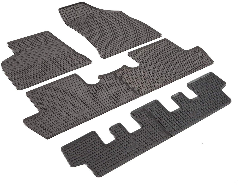 ilTappetoAuto® RIGUM-900446-1, tappetini gomma inodore 7 posti ilTappetoAuto®