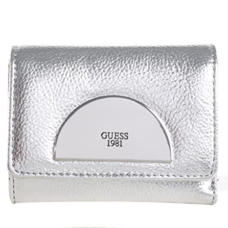 Guess Monedero, plata (Plateado) - 28936: Amazon.es: Equipaje