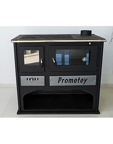 Para Cookin estufa horno con cristal prometey 11 kW – Praktik – Lux