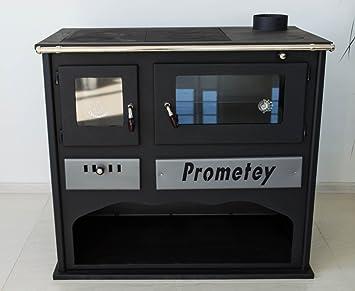 Para Cookin estufa horno con cristal prometey 11 kW - Praktik - Lux: Amazon.es: Bricolaje y herramientas