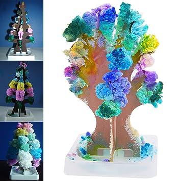 Amazonde Hootecheu Weihnachtsbaum Wachsende Magic Growing Tree
