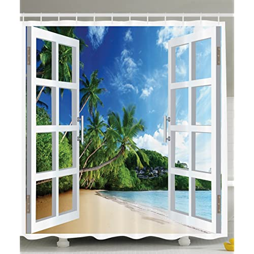 Window Island Curtains Amazon Com