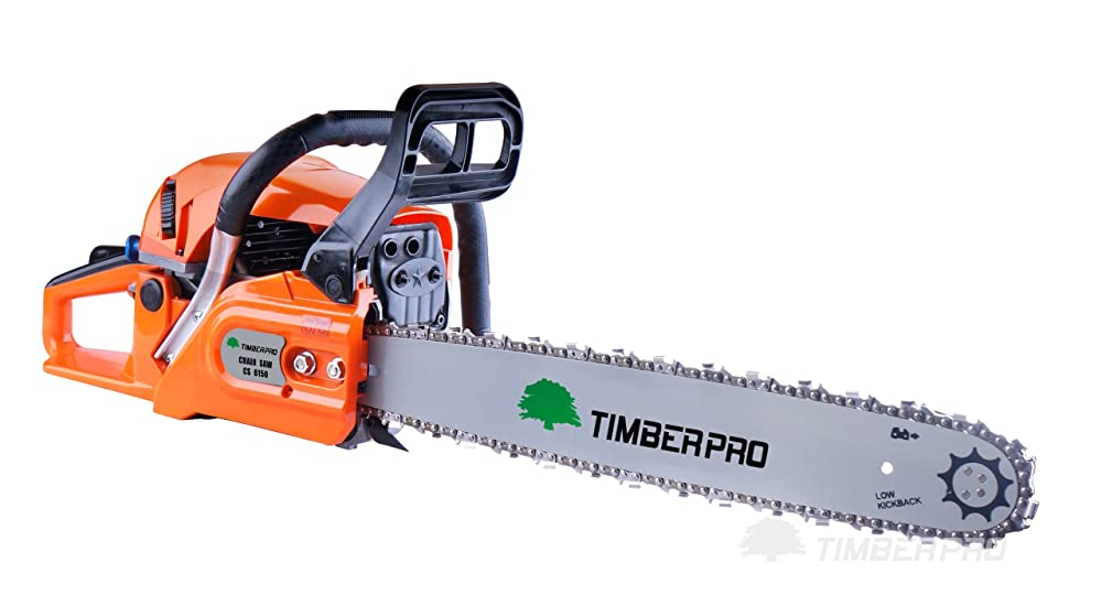 TIMBERPRO 62cc 20″ Petrol Chainsaw Review