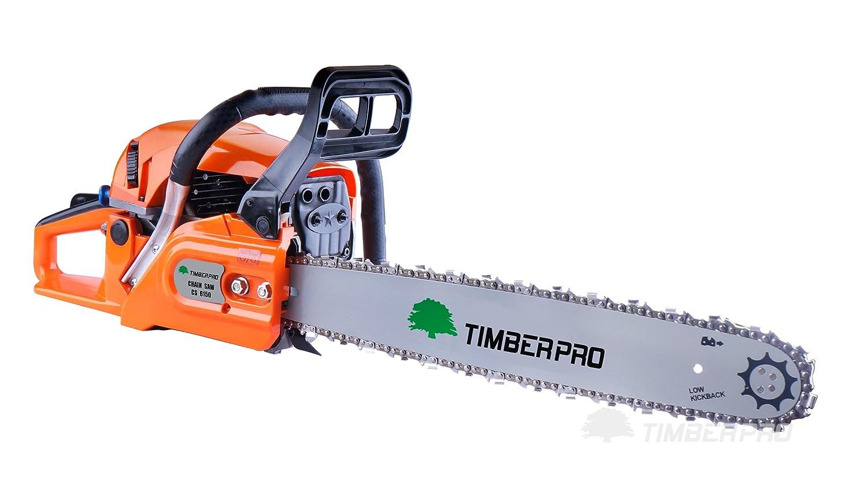 TIMBERPRO Best Gas Chainsaw