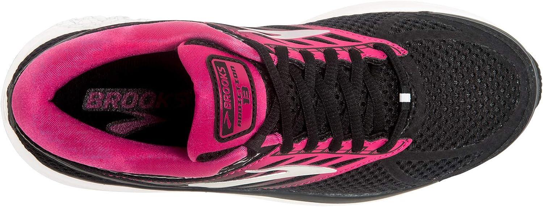 Brooks Women's Running Shoes Multicolour Black Pink Grey 070