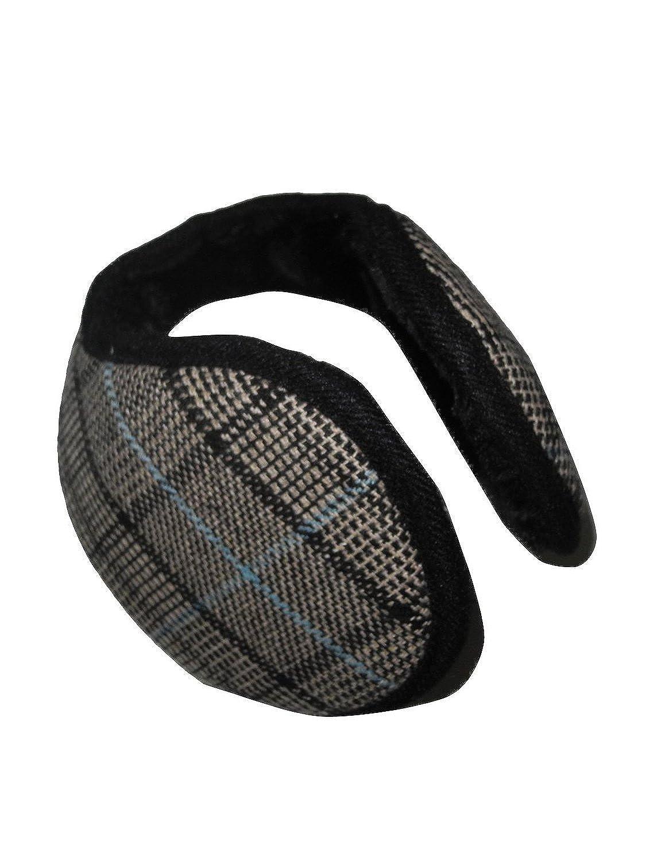 Unisex Premium-Qualität, die warme Winter Ski Knit Wolle Ohrenschützer / Ohrwärmer - Braun