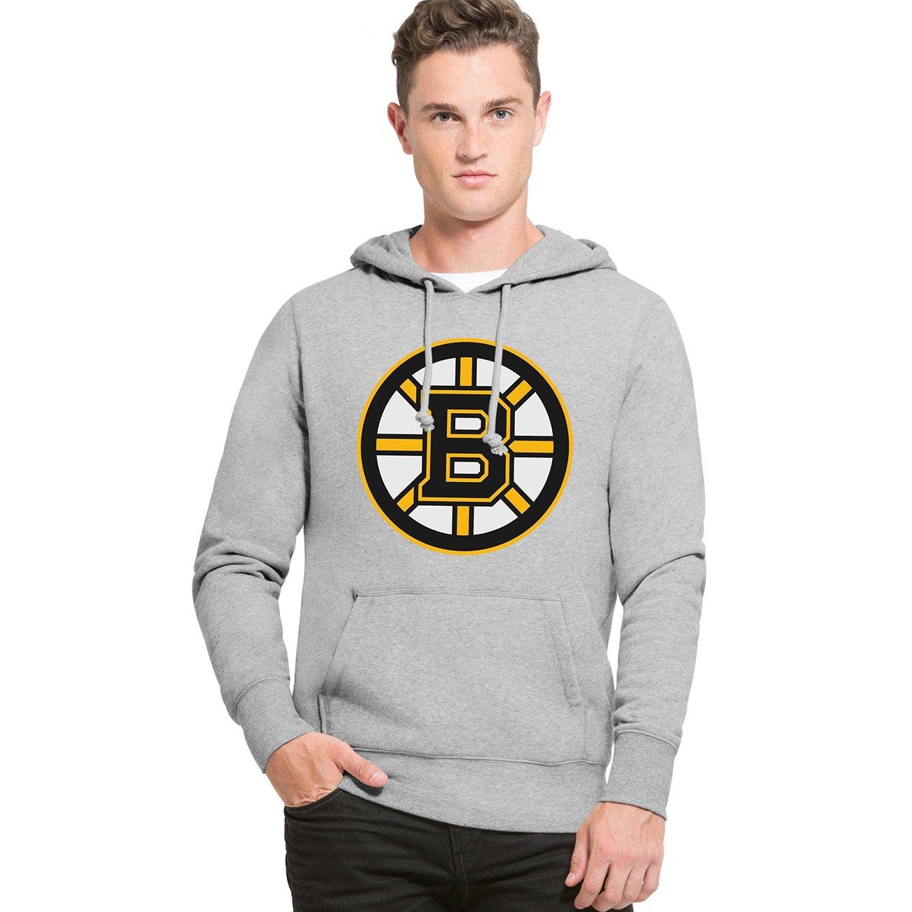 '47 NHL Boston Bruins Knockaround Hood 47 Brand