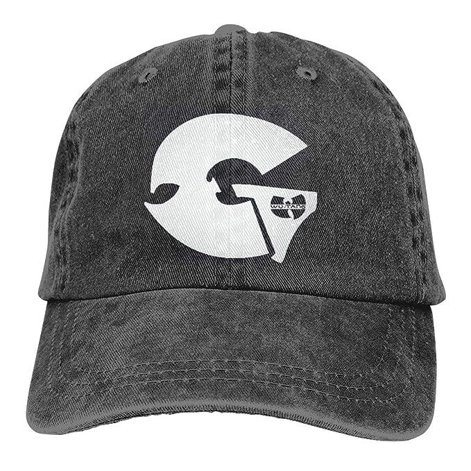 05ddfb1d92c14 Amazon.com  Wu Tang Clan GZA Adjustable Baseball Caps Denim Hats  Clothing