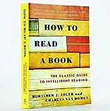 【中商原版】[英文原版]How to Read a Book 如何阅读一本书 美 莫提默 艾德勒 查尔斯 范多