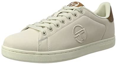 Sergio Tacchini Gran Torino Oxford Deluxe, Sneakers Basses Homme - Beige -  Beige, 42