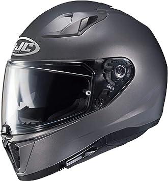 HJC i70 Helmet Medium SEMI-Flat Titanium