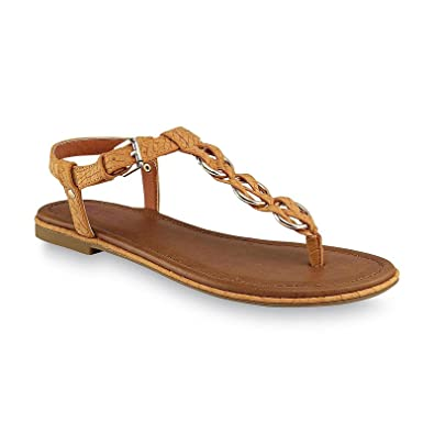 Women's Eliza Coral T-Strap Sandal