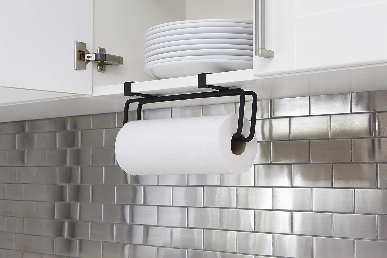 Umbra 1005752-040 Squire Paper Towel Holder Black