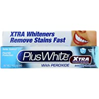 Plus White Peroksitli Beyazlatıcı Diş Macunu