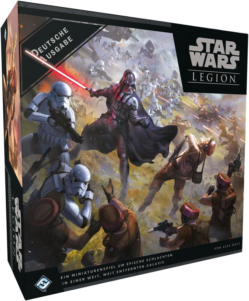 Fantasy Flight Games FFGD4600 Star Wars Legion - Juego básico: Amazon.es: Juguetes y juegos