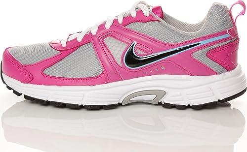 Nike - Zapatillas de Nordic Walking de Material Sintético para niña Rosa Rosa 15: Amazon.es: Zapatos y complementos