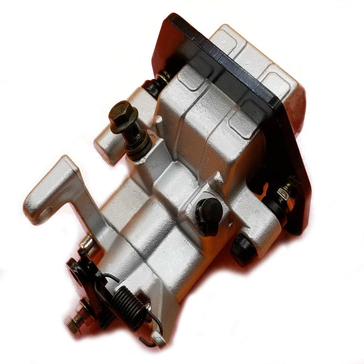 Triumilynn Rear Brake Caliper with Pads for Yamaha Rhino 660 450 YXR45 2006-2009