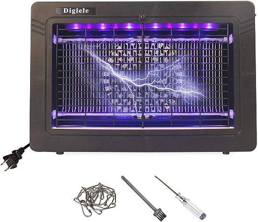 Amazon.com: DIGIELE - Mosquitera para interiores con luz UV ...