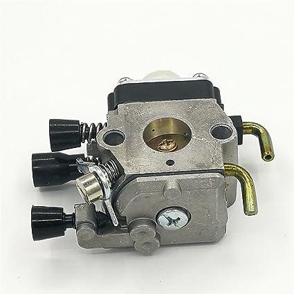 Amazon.com: shioshen carburador para STIHL FS38 FS45 FS46 ...