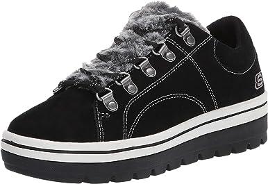 Skechers Street Cleats 2 - Zapatillas de deporte para mujer con parte delantera fría