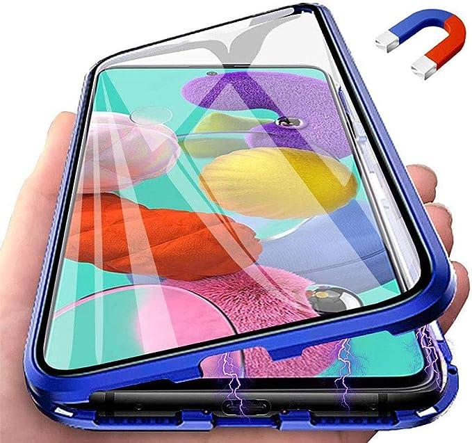 Funda para Xiaomi Redmi Note 9S Adsorcion Magnetica Carcasa 360 ...