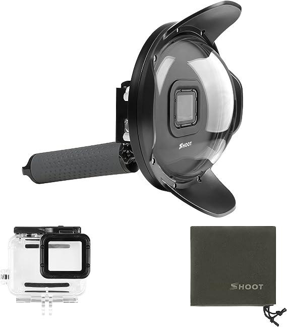 Impermeable Floating empuñadura palo para selfie submarina para GoPro Hero 7 6 5 D6X6