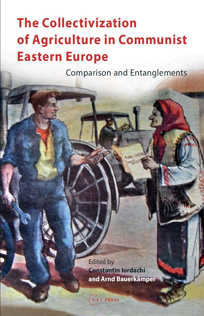 Download The Collectivization of Agriculture in Communist Eastern Europe: Comparison and Entanglements pdf