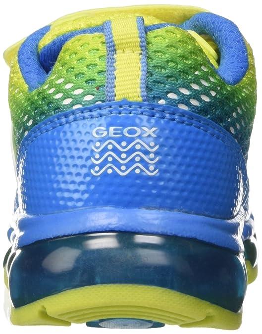 Geox J Android B, Baskets Basses Garçon