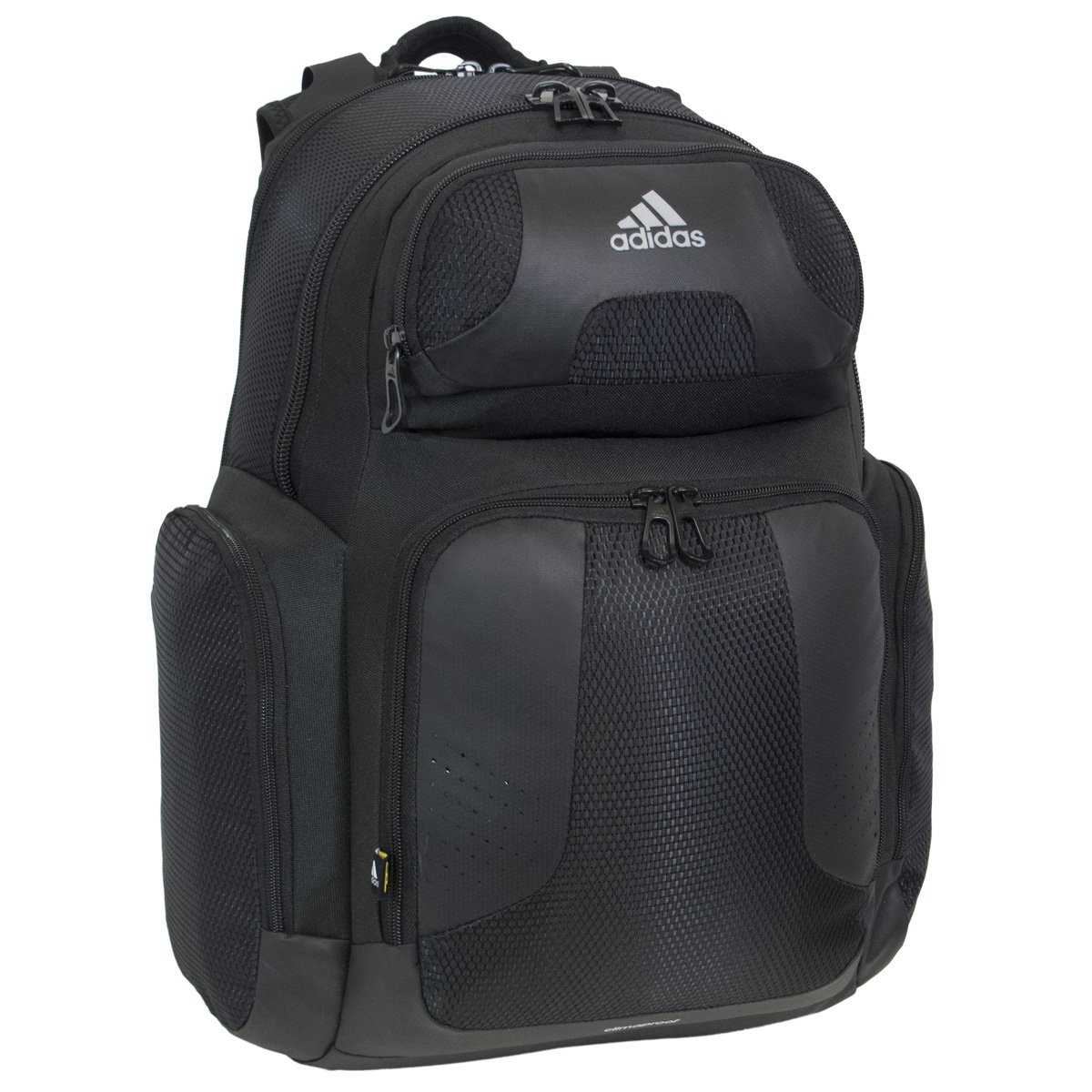 adidas Climacool Strength Backpack, BLACK/BLACK, One Size