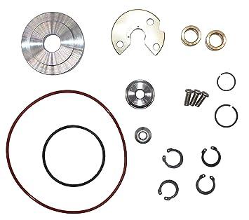 Kits de reparación de Turbocompresor Reconstruir reconstruido Turbo cargador de nuevo T28 240 Sx S13 S14 para TB25 TB28 T2 T25 T28: Amazon.es: Coche y moto