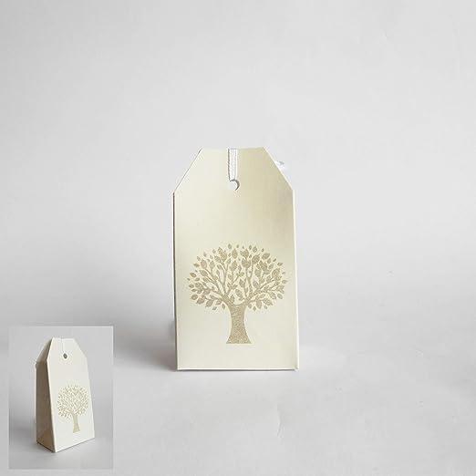 Detalle Caja Sobres Confeti árbol de la vida Set 20 piezas Art ...
