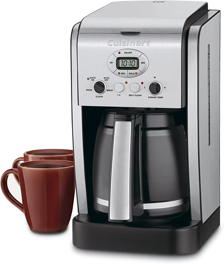 Cuisinart dcc-2600 Brew central 14-cup programable cafetera con ...