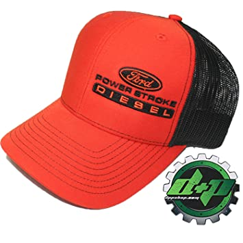 f44db6bf4b6 Image Unavailable. Image not available for. Color  Ford Powerstroke  Richardson 112 hat Truck ...
