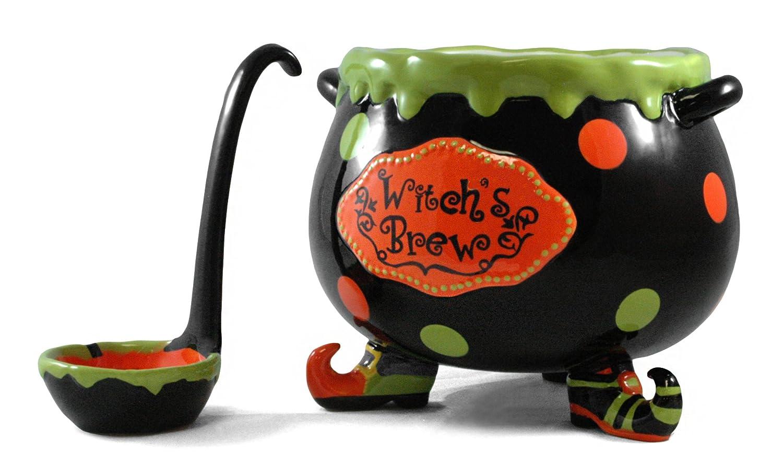 Ceramic Bowl Doubles as a Soup Tureen