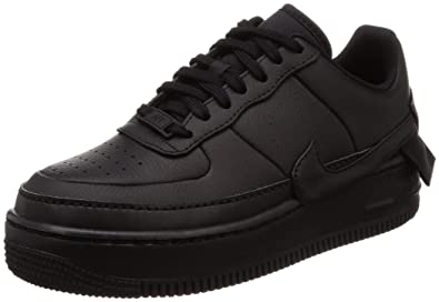 new product 2cb52 4862d Nike Women s W Af1 Jester Xx Low-Top Sneakers, Black 001, ...