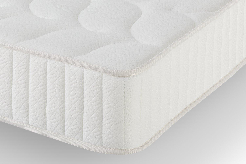 Dormio - Colchón de Eliocel, 150 x 190 x 24 cm, color blanco (Todas las medidas): Amazon.es: Hogar