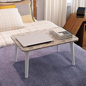 mesa plegable ZZHF Sencilla Mesa de Escritorio Plegable ...