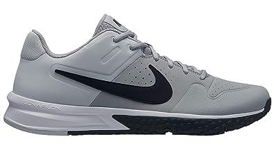 63efdc920a4 Amazon.com | Nike Men's Alpha Huarache Varsity Turf Baseball Cleats ...