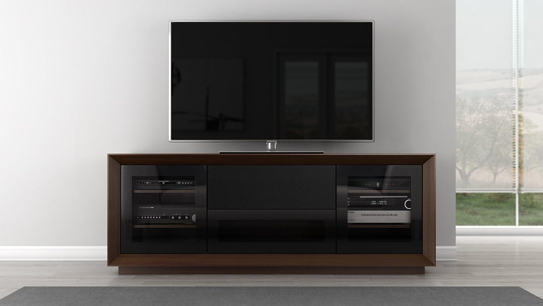 Amazon Com Furnitech Signature Home Collection Tv Media Console  # Contemporary Tv Stands
